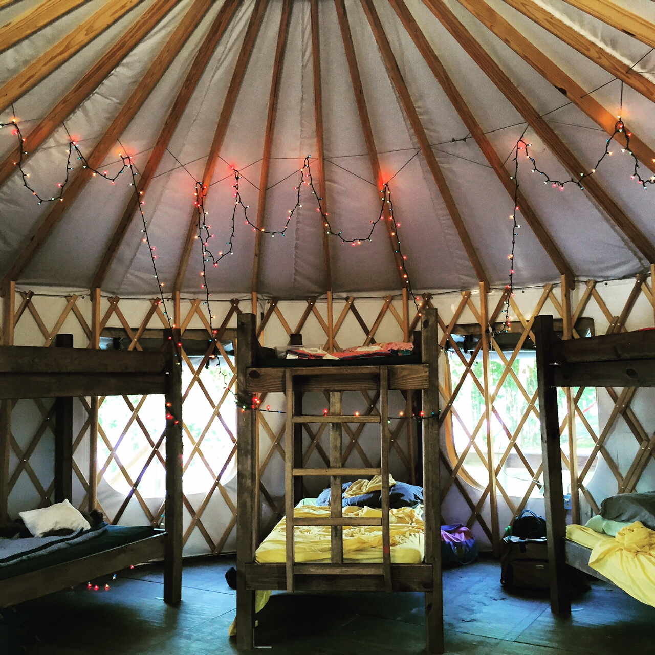Yurt So Good Camping For Families Who Don T Usually Camp