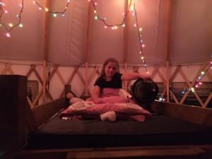 Yurt Bunk Beds