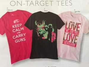 tote your gun tees
