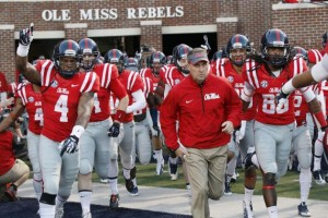 Photo: Ole Miss. Hey y'all. I love you, so try not to be beaten by a Catholic girls' school. Mkay?