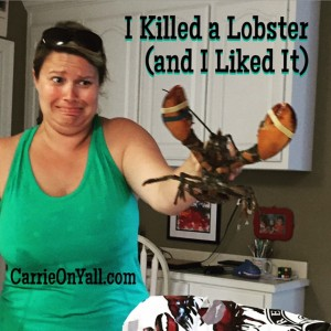 Lobster Murder 101